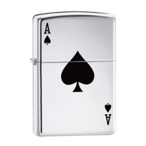 Personalized Lighters - Zippo - Aces - Groomsmen Gifts
