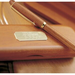 Personalized Pens – Rosewood – Pen & Case – Executive Gifts
