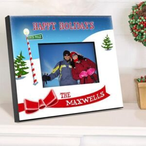 Personalized Family Holiday Frames - All