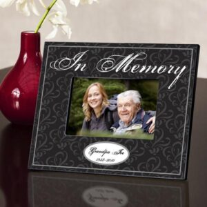 Personalized Memorial Frame – In Memory